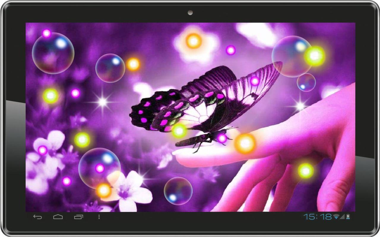 butterfly love live wallpaper apk download free