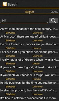 Quotes and Quotations apk screenshot