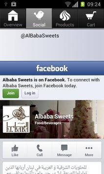 ALBabaSweets apk screenshot