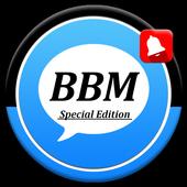Transparent Bm by zukoo icon