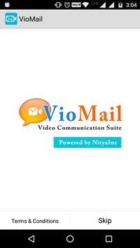 VioMail poster