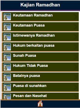 Bimbingan Di Bulan Ramadhan poster