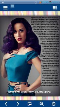 Katy Perry Italy Magazine apk screenshot