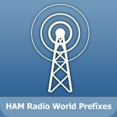 HAM Radio World Prefixes icon