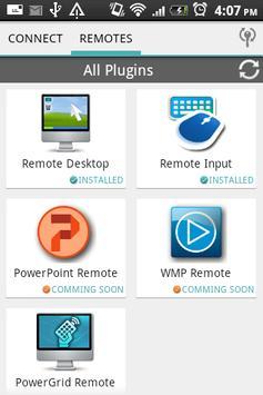 PC Peregrinato Remote Solution apk screenshot