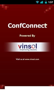 ConfConnect poster