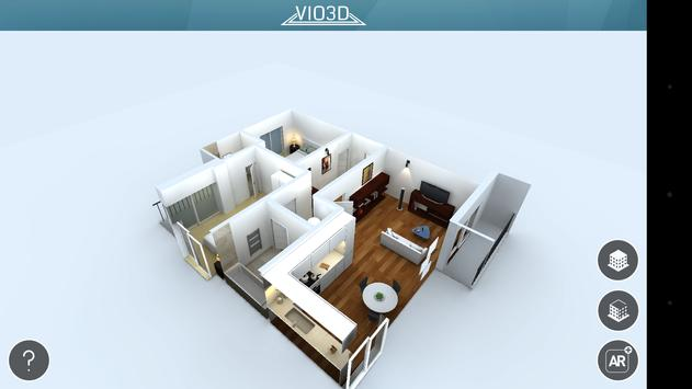 Vio3D Residential apk screenshot