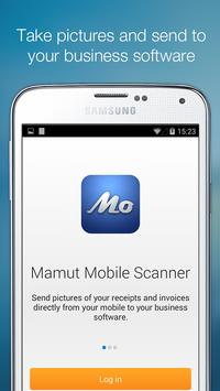 Mamut Mobile Scanner poster