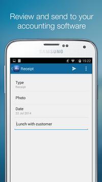 Mamut Mobile Scanner apk screenshot