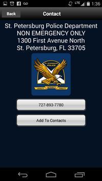 St. Petersburg Police apk screenshot