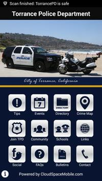 Torrance Police Department poster