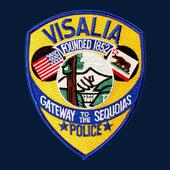 Visalia Police Department icon