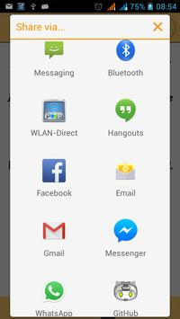 SMS Funda apk screenshot