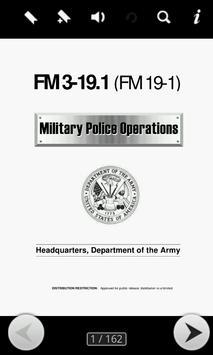 Army Military Police Operation apk screenshot