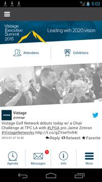 Vistage International Events apk screenshot