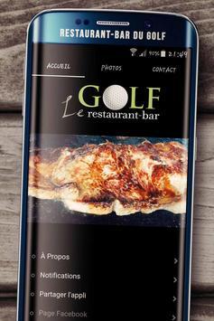 Restaurant du Golf Grand Rodez poster