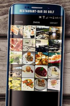 Restaurant du Golf Grand Rodez apk screenshot