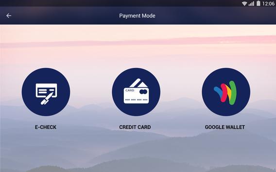 Washington Tax Collector apk screenshot