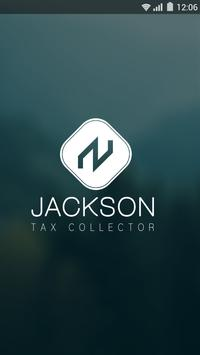 Jackson Tax Collector poster