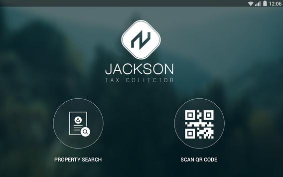 Jackson Tax Collector apk screenshot