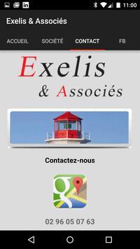 Exelis & Associés apk screenshot