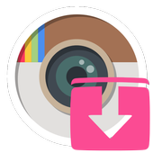 InstaDownload - Videos &photos icon