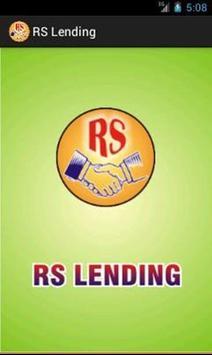 RS Lending poster