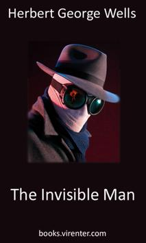 The Invisible Man by H.G.Wells poster