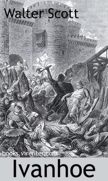 Ivanhoe by Walter Scott poster