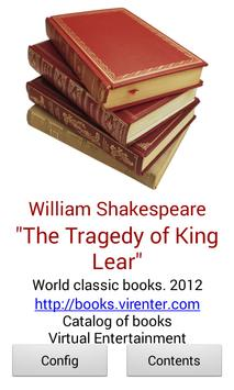 The Tragedy of King Lear apk screenshot