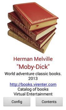 Moby-Dick apk screenshot