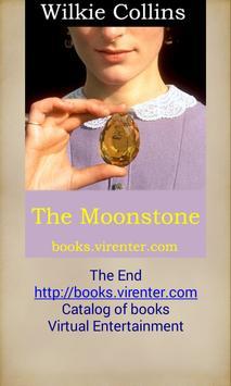 The Moonstone - Wilkie Collins apk screenshot