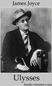Ulysses by James Joyce poster