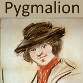 Pygmalion by Bernard Shaw icon