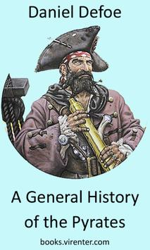 General History of the Pyrates poster
