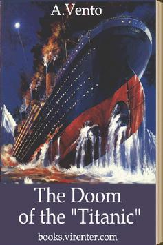 "The Doom of the ""Titanic"" poster"