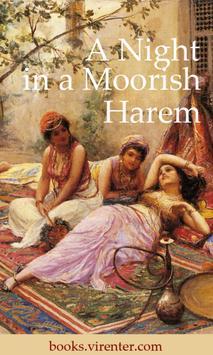 A Night in a Moorish Harem poster