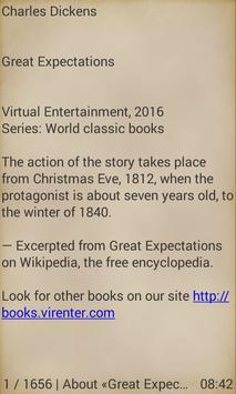 Great Expectations apk screenshot