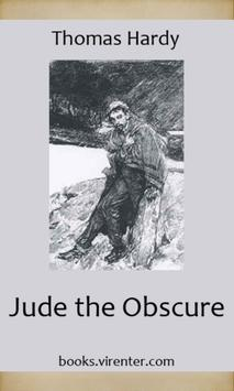 Jude the Obscure, Thomas Hardy poster