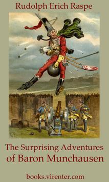 Baron Munchausen poster