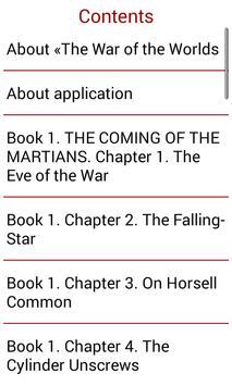 The War of the Worlds apk screenshot