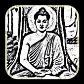 The Buddha icon