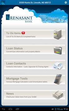 Renasant Bank Mortgage Lending poster