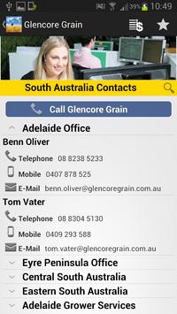 Glencore Australia Pricing apk screenshot