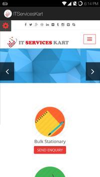IT Services Kart apk screenshot