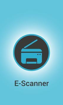 E-Scanner poster