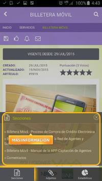 Sistema de Conocimiento apk screenshot