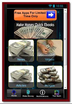Make Money Quick poster