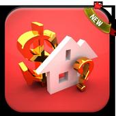 Refinance Mortgage Rates icon