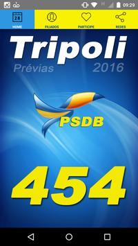 Prévias PSDB poster
